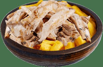 Char-grilled Chicken Bites