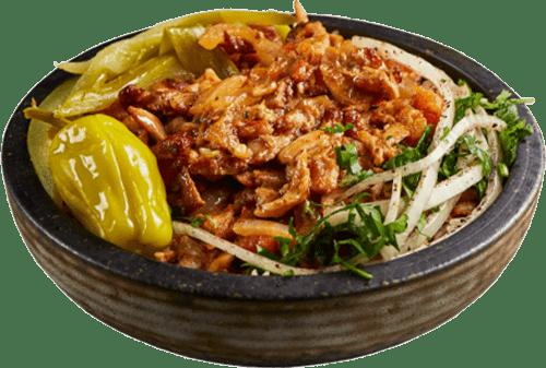 Homestyle Shawarma