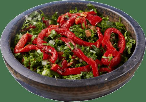 Spicy Tabouli