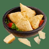Three Cheese Filo Pastry